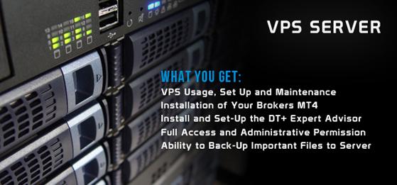 Vps server forex trading
